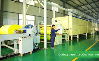 No.4 production line