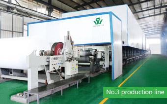 No.5 production line