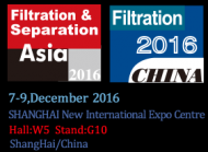 We will attend Filtration & Separation Asia